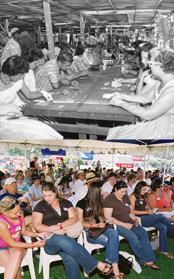Picnic catering for corporate events in los angeles and orange county - then and now
